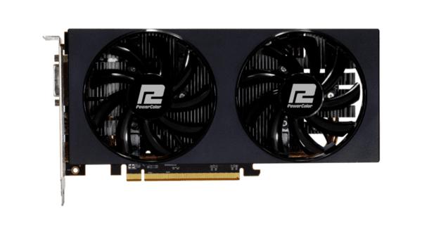 Видео карта PowerColor Radeon RX 5500XT 8GB GDDR6