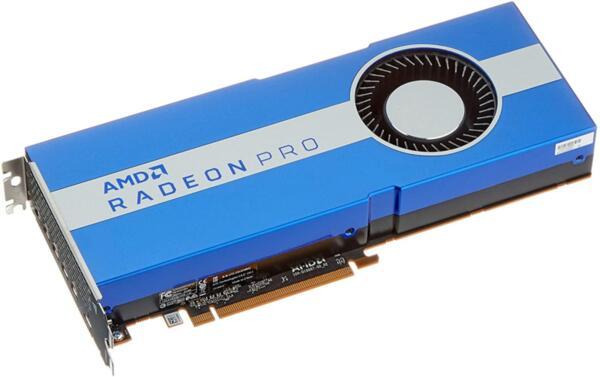 Видео карта AMD Radeon PRO W5700 8GB