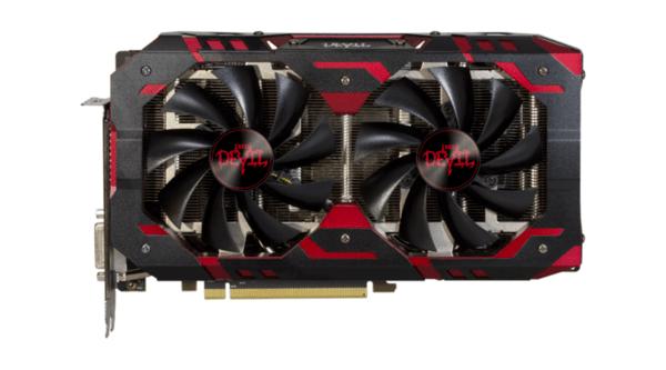 Видео карта PowerColor Red Devil, Radeon RX 580, 8GB, GDDR5