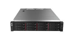 Сървър ThinkSystem SR655 - 7302P 16C 155W 3.0GHz, 1 x memory 32GB, PSU 1x 750W, 5 x fans, 3 year warranty