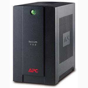 APC Back-UPS 700VA,AVR, IEC outlets ,  USB  connectivity