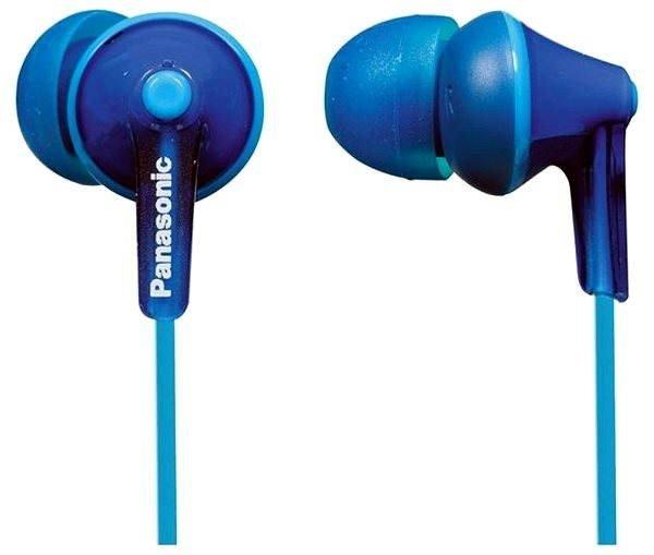 Panasonic слушалки за поставяне в ушите, сини