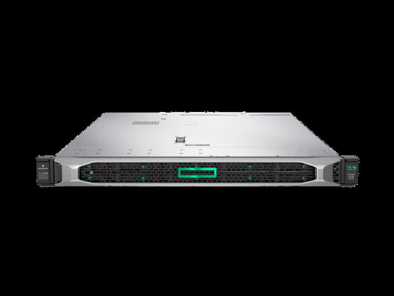 HPE ProLiant DL360 Gen10 4214 1P 16GB-R P408i-a 2GB SSBattery NC 8SFF 500W PS Server