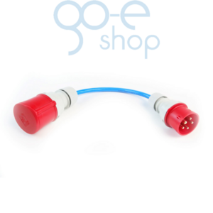 CEE red 16A adapter