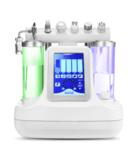 Aparat pentru hidradermabraziune, RF, Biolifting, Oxigen, Ultrasunete și Crioterapie