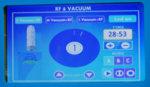 Συσκευή για διαμόρφωση του σώματος, καταπολέμηση της κυτταρίτιδας , εξάλειψη των ρυτίδων με κενό + ραδιοσυχνότητες+ LED