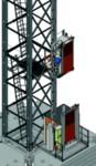 Сервизен асансьор Electroelsa Elsa A03
