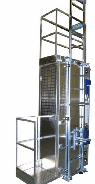 Сервизен асансьор Torgar PT