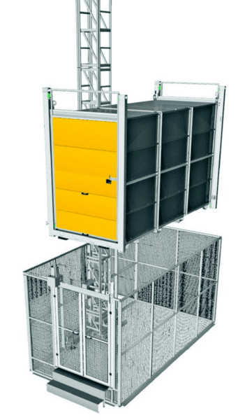 Строителен асансьор Electroelsa Elsa H415