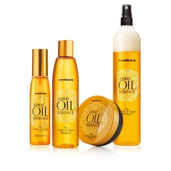 Gold Oil Есенция от масла