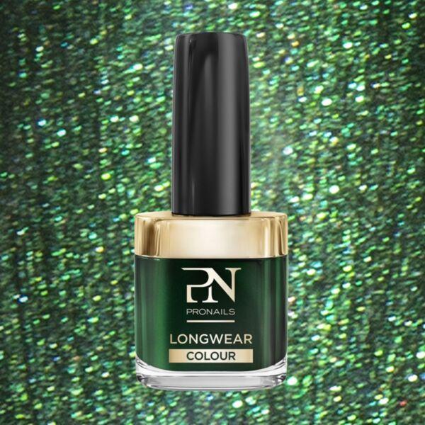Дълготраен лак за нокти ProNails LongWear 269 GREEN ORNAMENT  nail polish 10ml