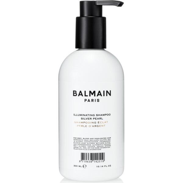 Шампоан Сива Перла за Руси Коси Balmain Illuminating Shampoo Silver Pearl 300ml