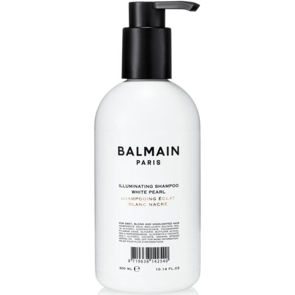 Шампоан Бяла Перла за Руси Коси Balmain Illuminating Shampoo White Pearl 300ml