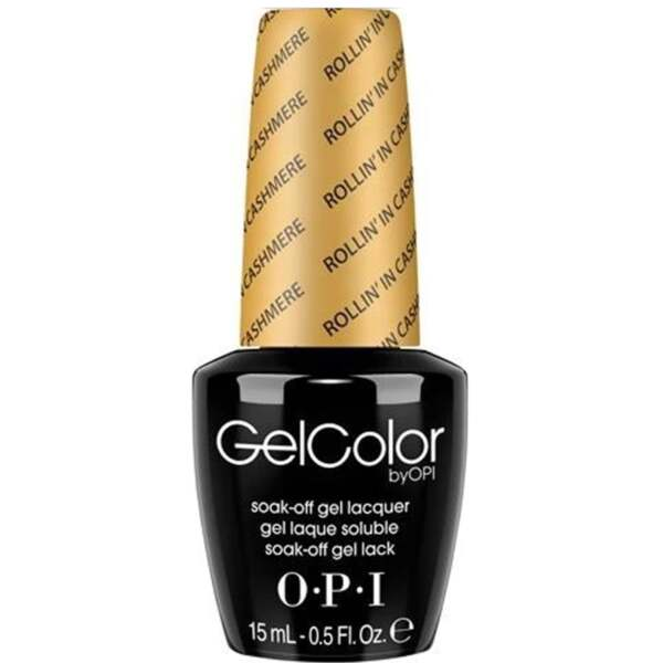 ЦВЕТЕН ГЕЛ OPI GELCOLOR  /ROLLIN' IN CASHMERE