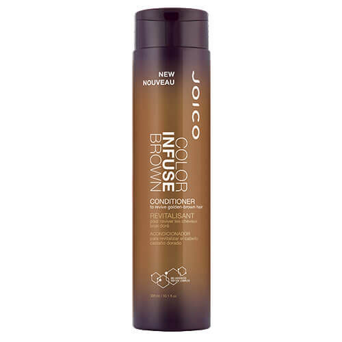 БАЛСАМ ЗА КАФЯВА КОСА JOICO / COLOR INFUSE BROWN CONDITIONER 300ML
