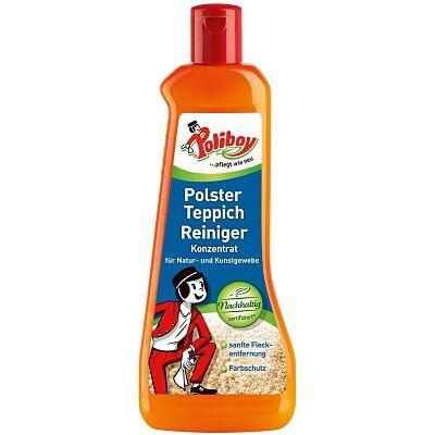Poliboy препарат за почистване на Тапицерии, Килими и Дамаски, концентрат 500 мл