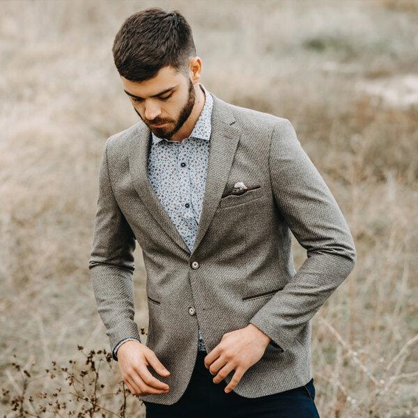 Защо да изберем LAZARINI за мъжка мода?