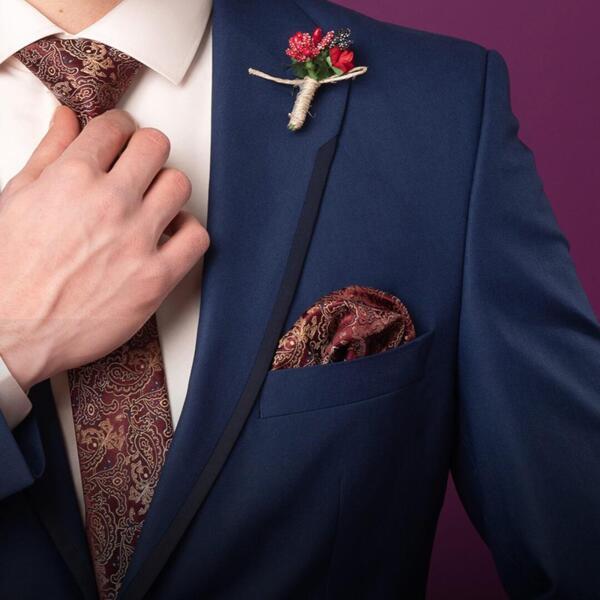 Съвети за правилно съхранение на мъжки костюм от LAZARINI
