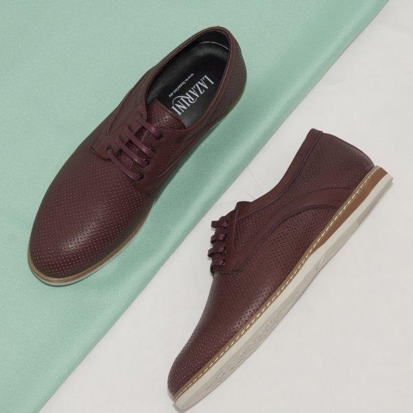 Спортно-елегантни обувки 9052-3