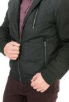 Мъжко зимно яке Bari/ color 1