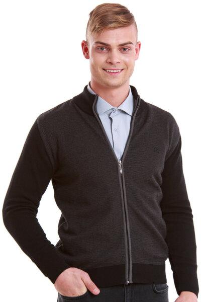Мъжка плетена жилетка/ color 1