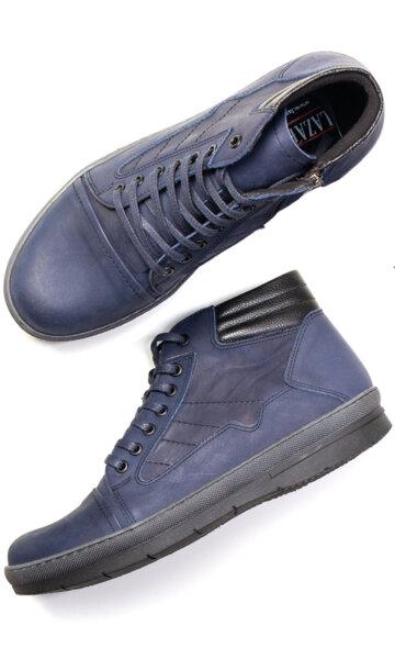 Спортно-елегантни зимни обувки 12231-2