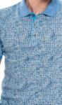 Мъжка блуза с яка D11-17, col 17
