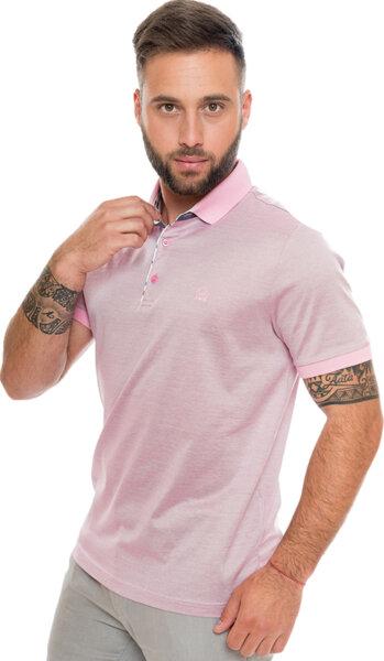 Мъжка блуза с яка L1-10, col 10