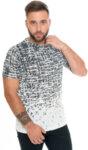 Мъжка блуза с яка L12-9, col 9