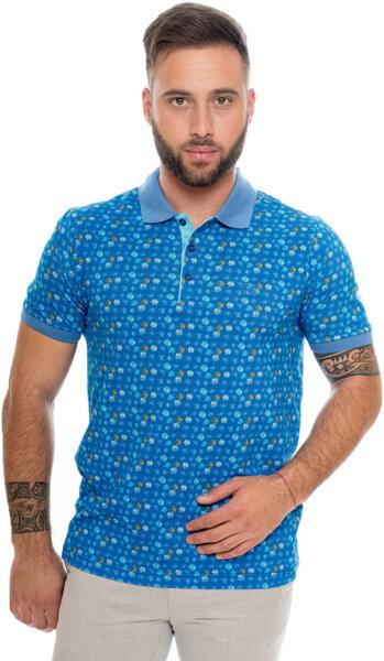 Мъжка блуза с яка D11-17, col 14