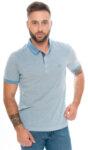 Мъжка блуза с яка L11-20, col 16