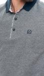 Мъжка блуза с яка L11-20, col 13
