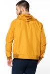 Мъжко яке 3912 - жълто