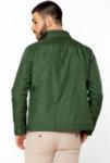 Мъжко яке 3755 - зелено