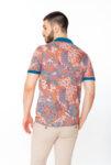 Мъжка блуза с яка D1-10, col 2