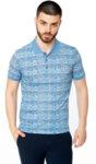 Мъжка блуза с яка D11-17, col 13