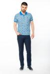 Мъжка блуза с яка D18-23, col 21