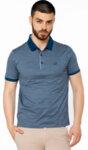 Мъжка блуза с яка L1-10, col 05