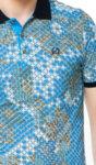 Мъжка блуза с яка D1-10, col 1