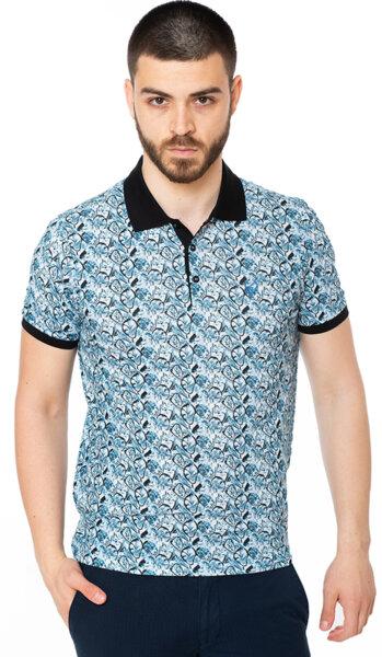 Мъжка блуза с яка D11-17, col 12