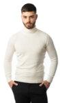 Мъжки плетен пуловер Milano/ color 3-Copy