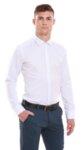 Мъжка Риза Oxford/ color 1