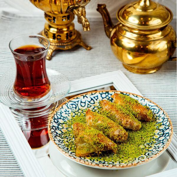 Традиционната турска баклава и рецепта за приготвянето й