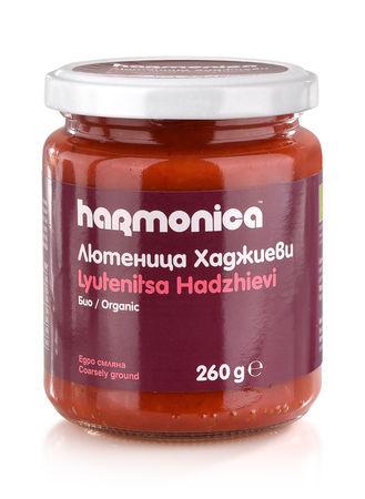 Лютеница Хаджиеви (№1) harmonica 260 г.