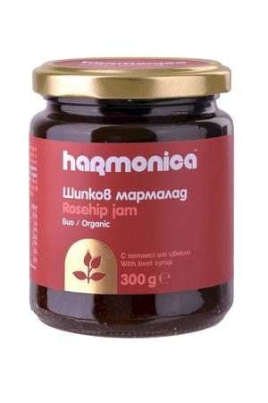 Шипков мармалад с петмез 300 г.