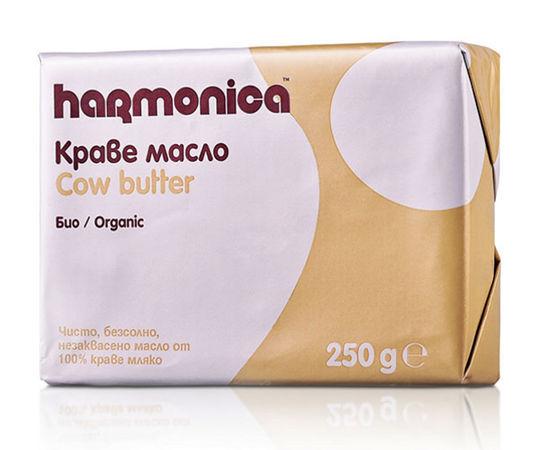 Масло краве harmonica 250 г.