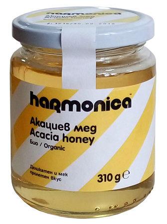 Акациев мед harmonica 310 г.