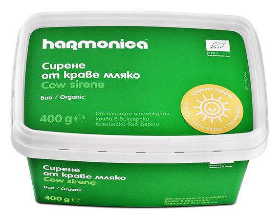Краве сирене в кутия harmonica 400 г.
