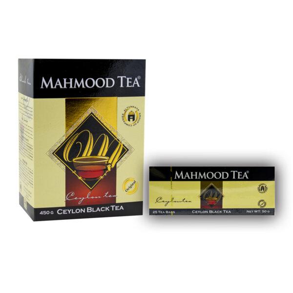 Mahmood Tea Ceylon Black Tea + 50 gr gift