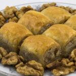 Тава с баклава от шамфъстък сърма, 3.5кг